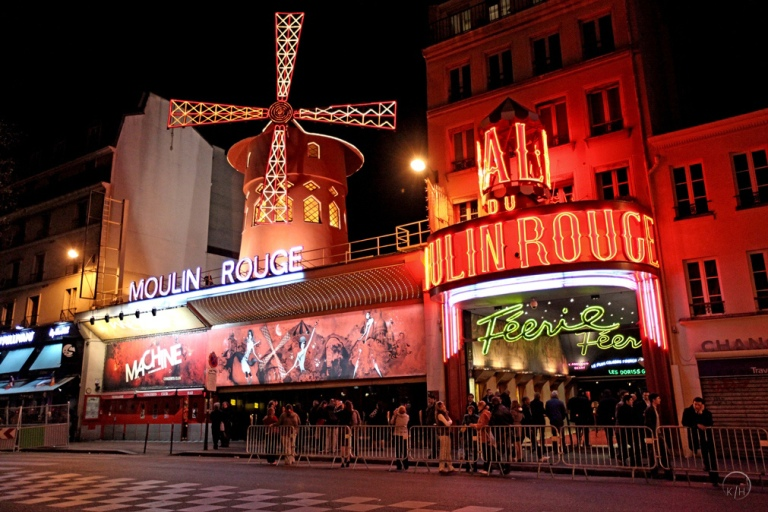 Moulin Rouge by Karl Hipolito