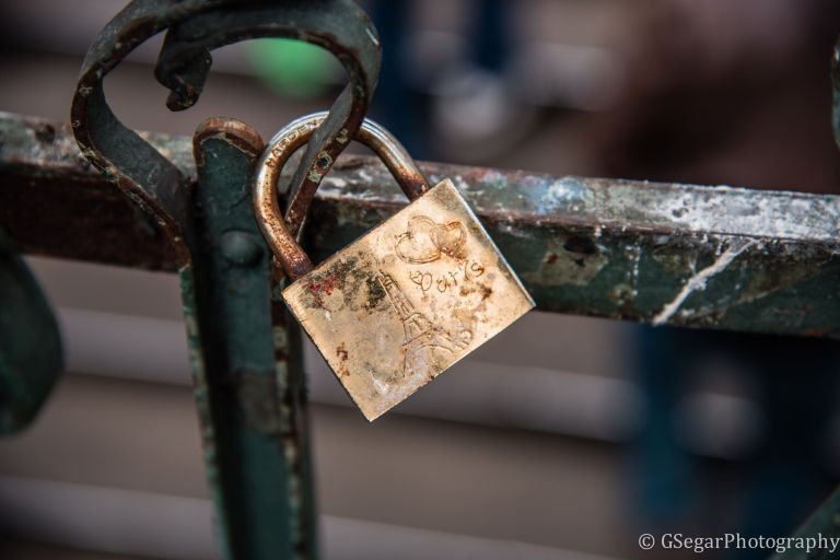 Resized Paris lock