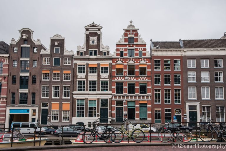 Amsterdam - Building Facade 2