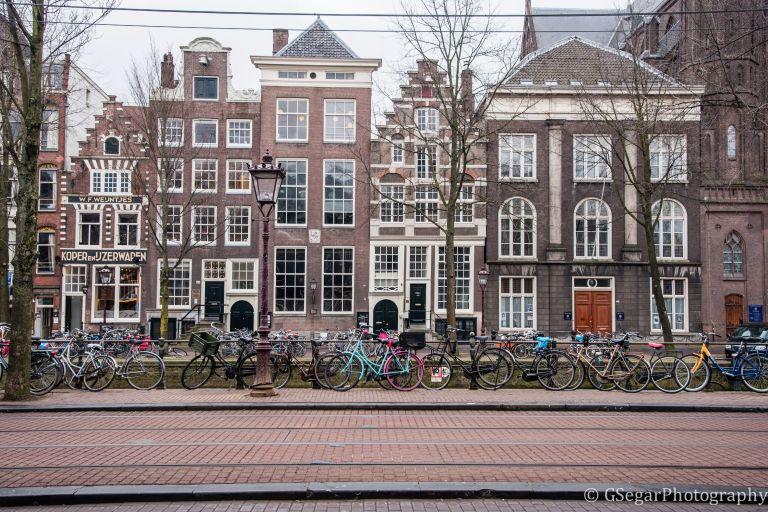 Amsterdam - building facades
