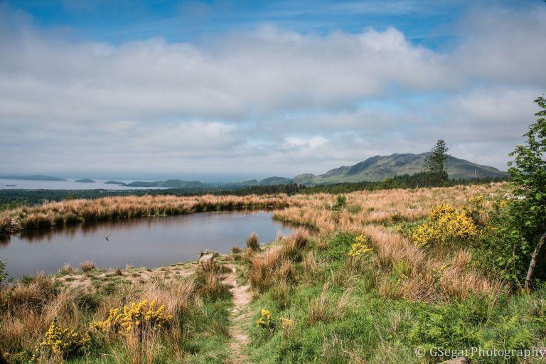 Day 1 - Loch Lomond and Pond 2