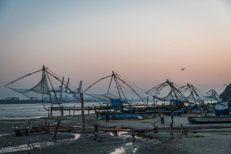 chinese-fishing-nets-dawn